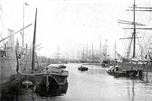 The West India Docks