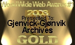 World Wide Web Awared #1 Gold 2003 - 2003.06.13