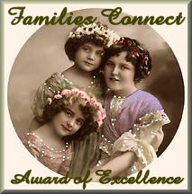 Genealogy Award of Excellence, 2003-06-12