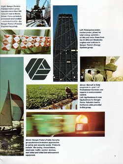 Bangor Punta's Many Varied Industries - From 1968 Annual Report