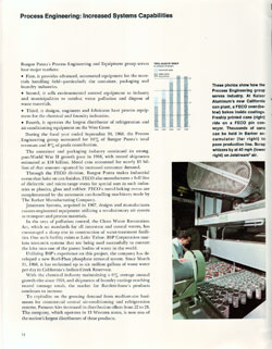 Process Engineering: Increased Systems Capabilities - 1968 Annual Report