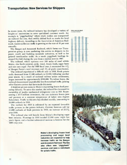 Transportation: New Services for Shippers - 1968 Annual Report