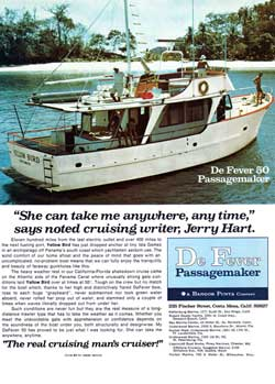 1973 De Fever 50 Passagemaker - Jerry Hart