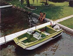 DUO Ranger 17 Boats (1973)