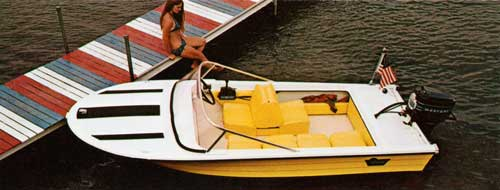 1973 Duo Sprint - a class A boat for the beginner