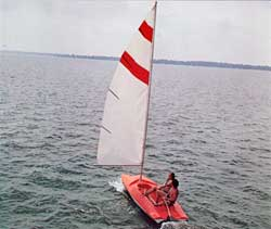 DUO Sprite Sailboats (1973)