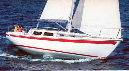 The 1978 CAL 34-III: Innovative Cruiser Built To Tough, Traditional Standards