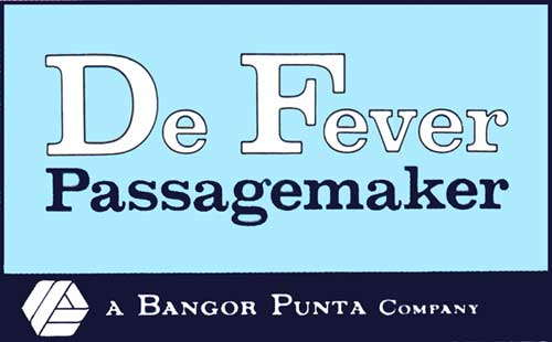 DeFever Passagemaker Logo