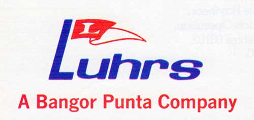 Luhrs Power Boats - A Division of Bangor Punta Corporation
