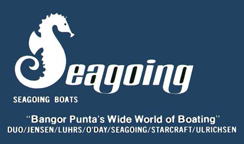 Seagoing Boats Bangor Punta Era Marketing Archives