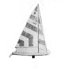 O'Day Snark Sailboat Sales Information and Specifications (1966)