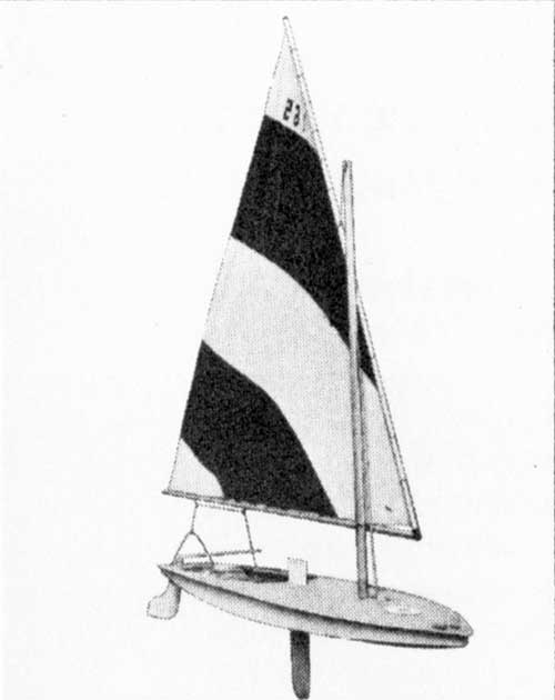 O'Day Funfish Sailboat