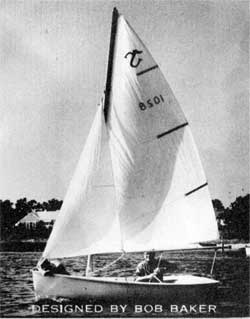 O'Day Sprite Sailboat Sales Information and Specifications (1966)