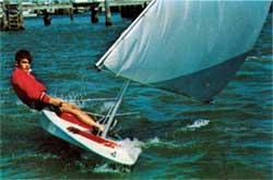 O'Day Swift and Super Swift Sailboat