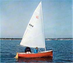 O'Day Interclub IC Sailboat