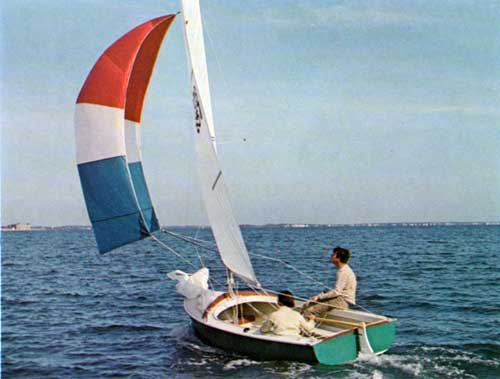 The O'Day Javelin Sailboat