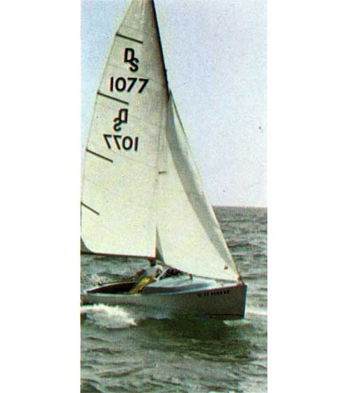 O'Day Day Sailer Photo, Image 2