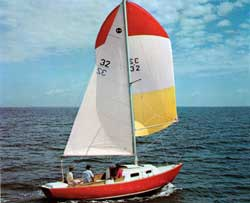 O'Day Outlaw Sailboat