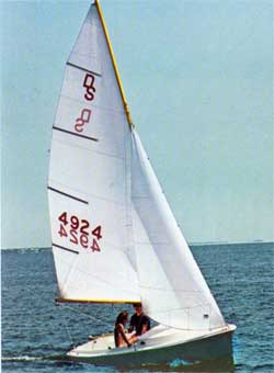 O'Day Day Sailer II Sailboat