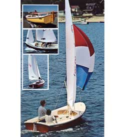 O'Day Widgeon Sailboat