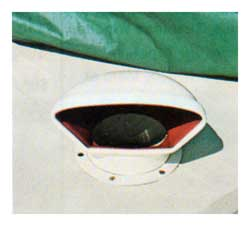 Gold Medal Fleet Accessories - Cowl Vent - 1973