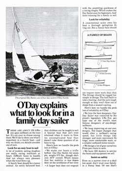 What To Look For In A Day Sailer (Page 1 of 2)