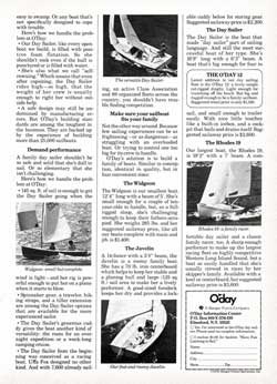 What To Look For In A Day Sailer (Page 2 of 2)