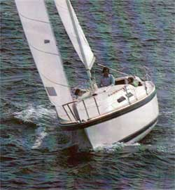 The O'Day 32: Keel or Centerboard, It's Home To Those Who Understand Living