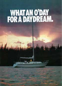 What an O'Day for a Daydream - the Tri-Cabin O'Day 37