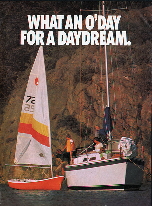Tri-Cabin O'Day 32 and The All Around O'Day 27 (1979)