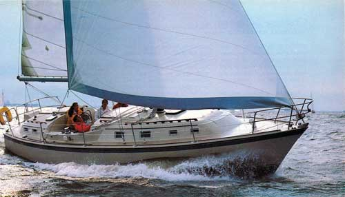 Cruising on an O'Day 37