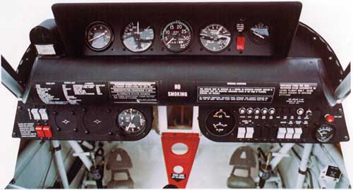 1978 Piper Brave 300 Instrument Panel