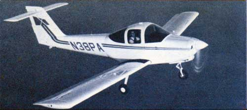 1979 Piper Tomahawk - Technology Trainer