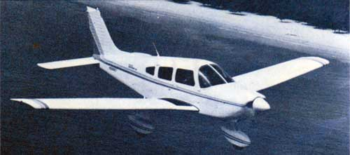 1979 Piper Archer II - Most popular aircraft in its class