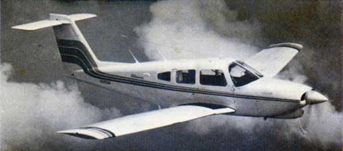 1979 Piper Arrow IV - The World's leading four-place retractable