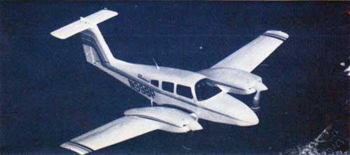 1979 Piper Seminole - The new economical, low-cost light twin