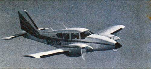 1979 Piper Aztec F - Legendary Airframe