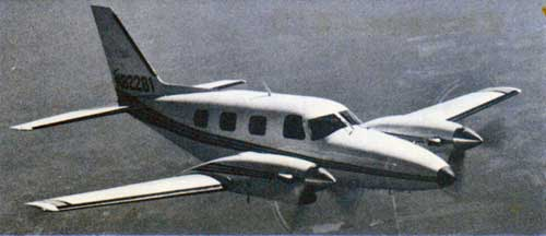 1979 Piper Cheyenne I - Lowest cost turbo prop