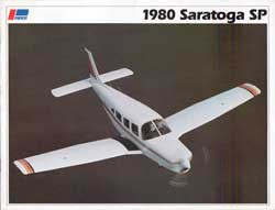 Saratoga SP & Turbo Saratoga SP (1980)