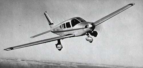 1982 Piper Archer II (PA-28-181)