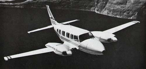 1982 PIPER CHIEFTAIN
