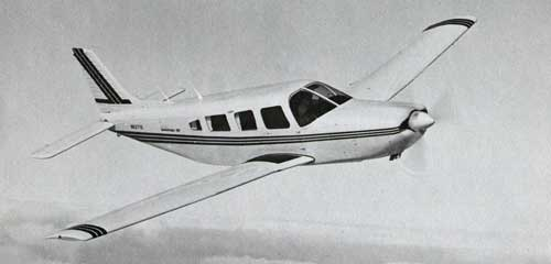 1982 PIPER SARATOGA SP (PA-32R-301)