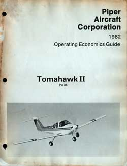 1982 Operating Economics Guide for the Tomahawk II