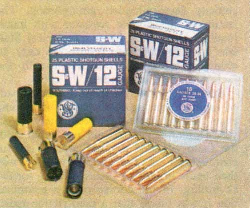 Smith & Wesson's centerfire rifle cartridges - 10-Pack
