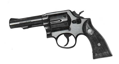 Smith & Wesson .357 Military & Police Revolver Model 13