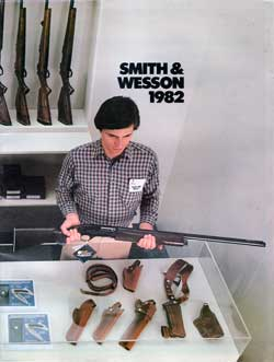 Smith & Wesson Catalog (1982)