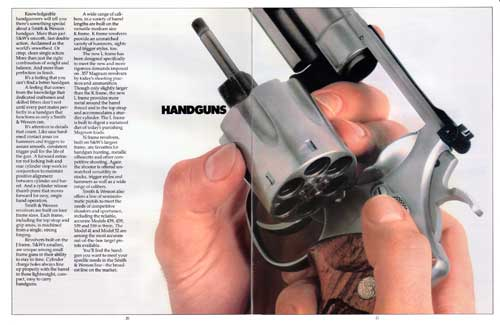 Smith & Wesson Handguns