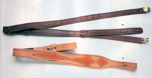 S&W Leather Accessories - Rifle Sling and Carrying Strap