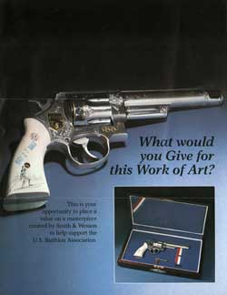 The Smith & Wesson Biathlon Revolver (1983)