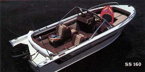 SS 160 Runabout